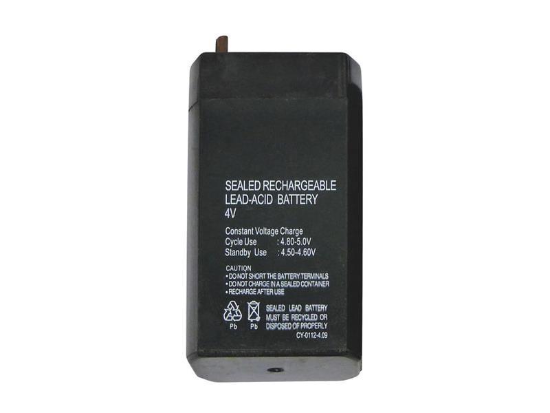 Baterie olověná 4V/ 0,7Ah bezúdržbový akumulátor