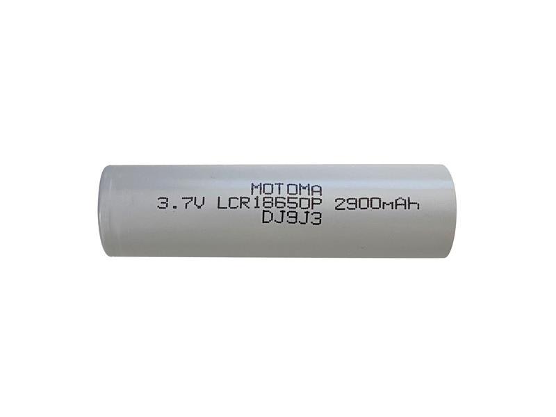 Nabíjacie batérie Li-Ion 18650 3,7V / 2900mAh 3C MOTOMA