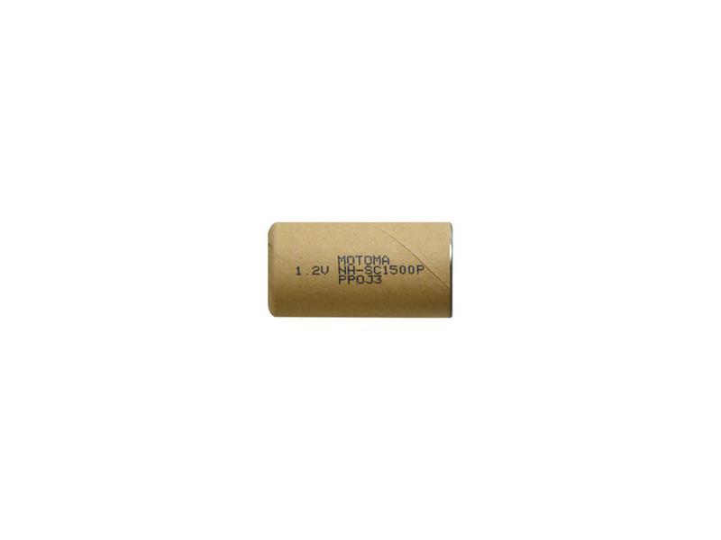 Batérie nabíjacie NiMH SC 1,2V 1500mAh MOTOMA