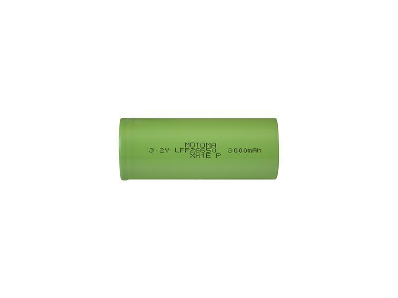 Batérie nabíjacie LiFePO4 26650 3,2V/3000mAh MOTOMA