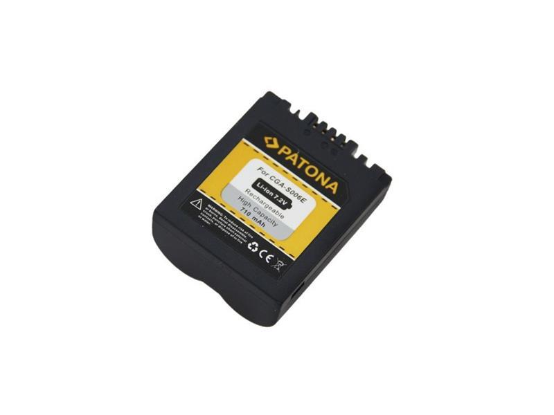 Batéria PANASONIC CGA-S006E 750 mAh PATONA PT1042
