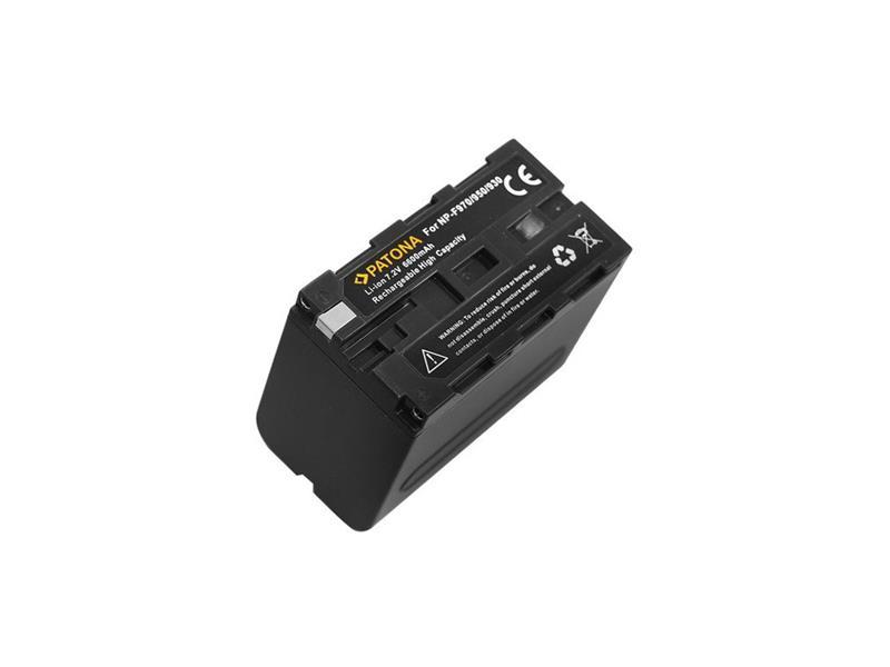 Batéria SONY NP-F970 6600 mAh PATONA PT1074