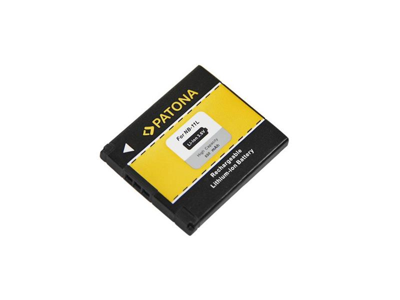 Batéria foto CANON NB11L 550mAh PATONA PT1108