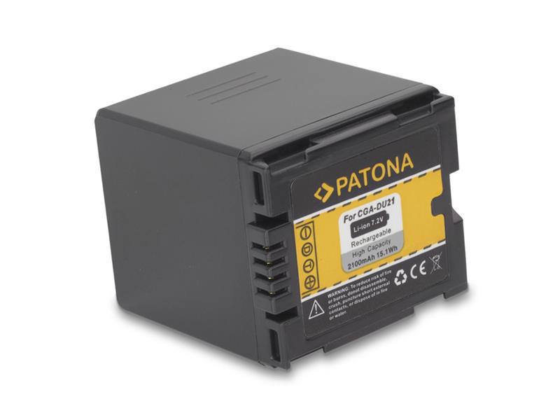Batéria PANASONIC CGA-DU21 2100 mAh PATONA PT1046