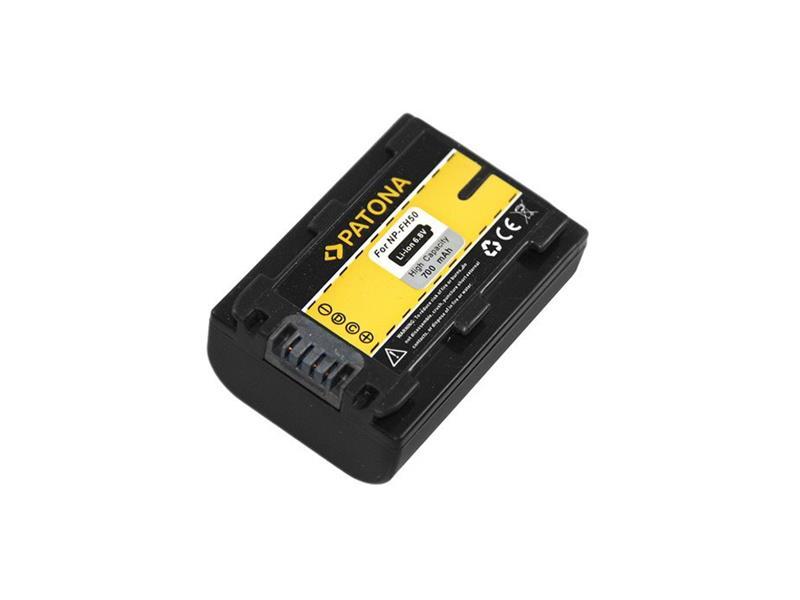 Batéria SONY NP-FH50 700 mAh PATONA PT1119