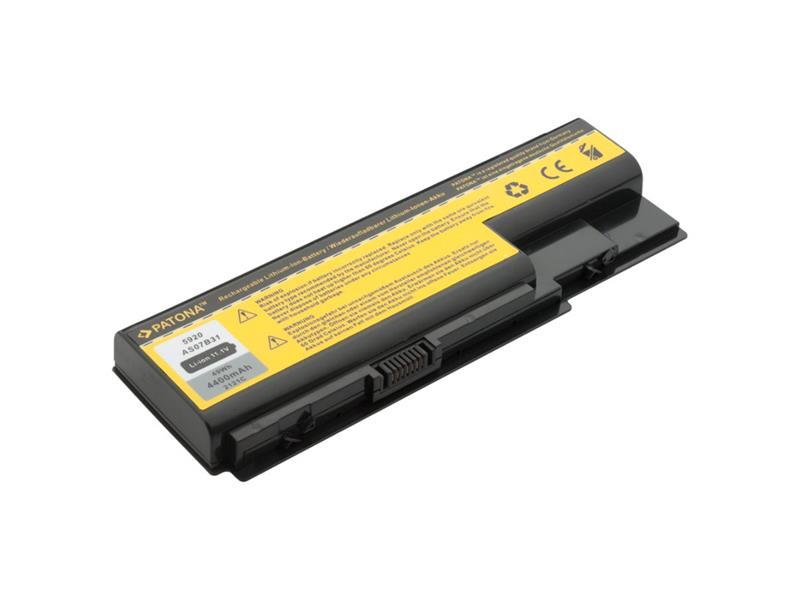 Batéria Acer Aspire 5220/5920 4400mAh Li-Ion 11.1V PATONA PT2121