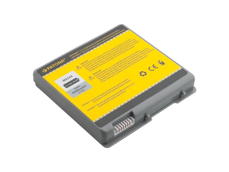 Batéria notebook APPLE PowerBook G4 4400mAh 14.4V PATONA PT2144