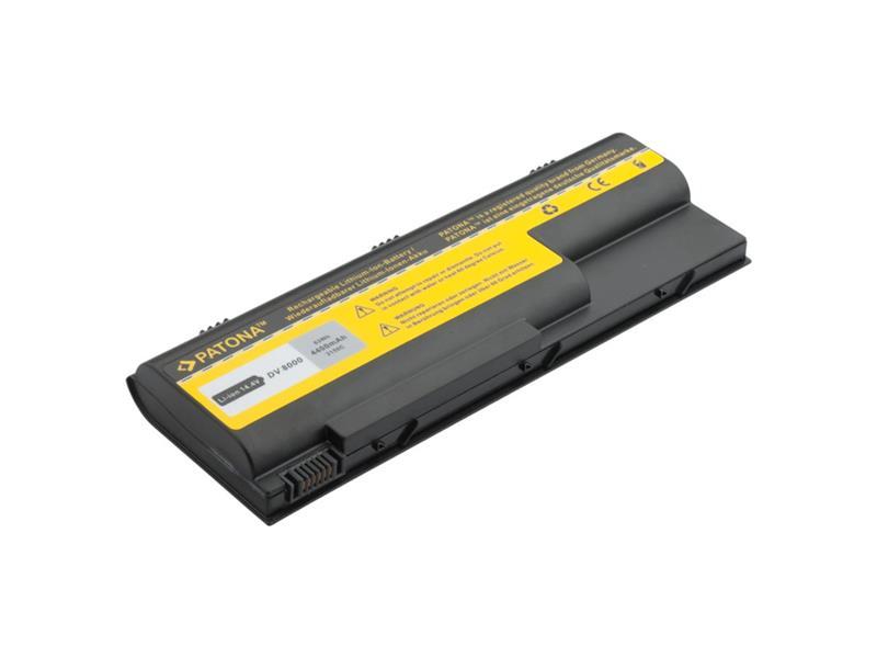 Batéria notebook HP PAVILION DV8000 / 8100 4400mAh 14.4V PATONA PT2150