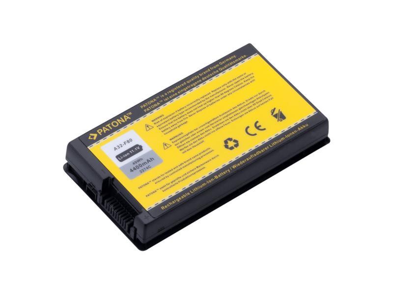 Batéria ASUS A32-F80 4400 mAh 10.8V PATONA PT2274