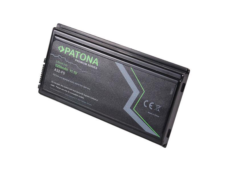 Batéria notebook ASUS F5 / X50 5200mAh 11.1V premium PATONA PT2421