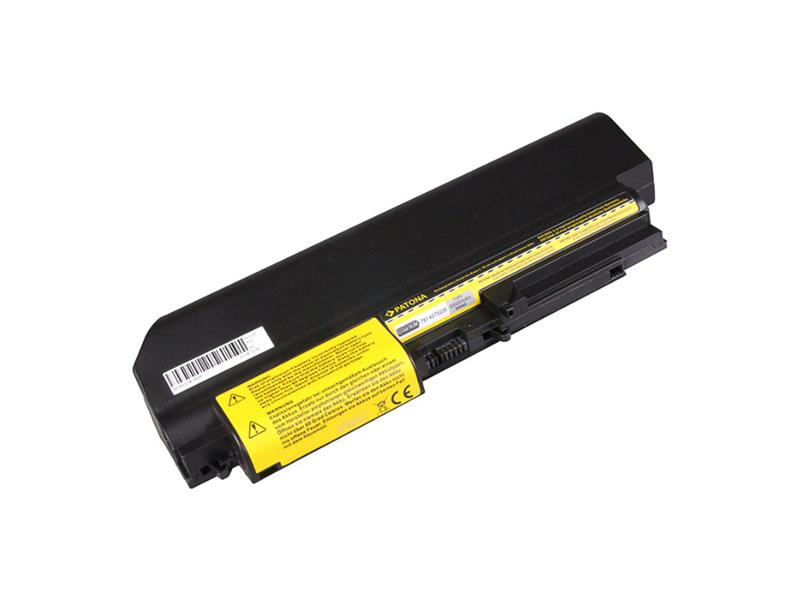 Batéria notebook IBM ThinkPad T61 / R61i 14 6600mAh 10.8V PATONA PT2433