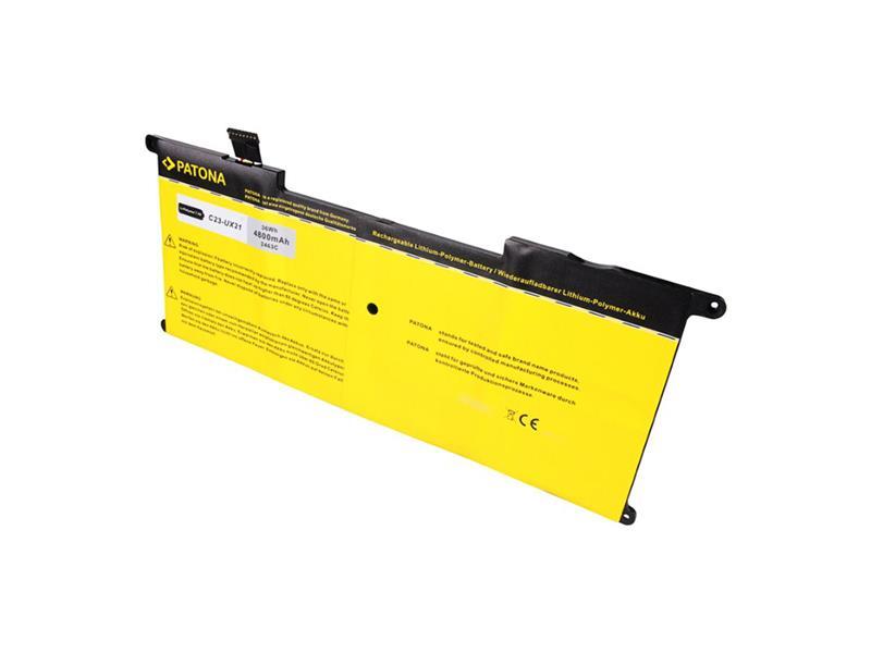 Batéria notebook ASUS UX21 4800mAh 7.4V PATONA PT2463