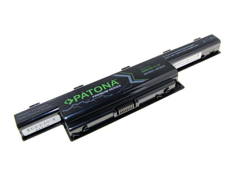 Batéria notebook ACER AS10D31 5200mAh 11.1V premium PATONA PT2331