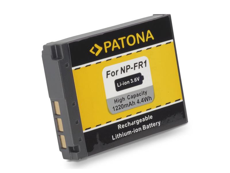 Batérie SONY NP-FR1 1220 mAh PATONA PT1054