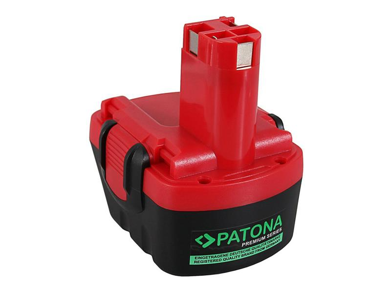 Batérie aku BOSCH 3300mAh 12V premium PATONA PT6117