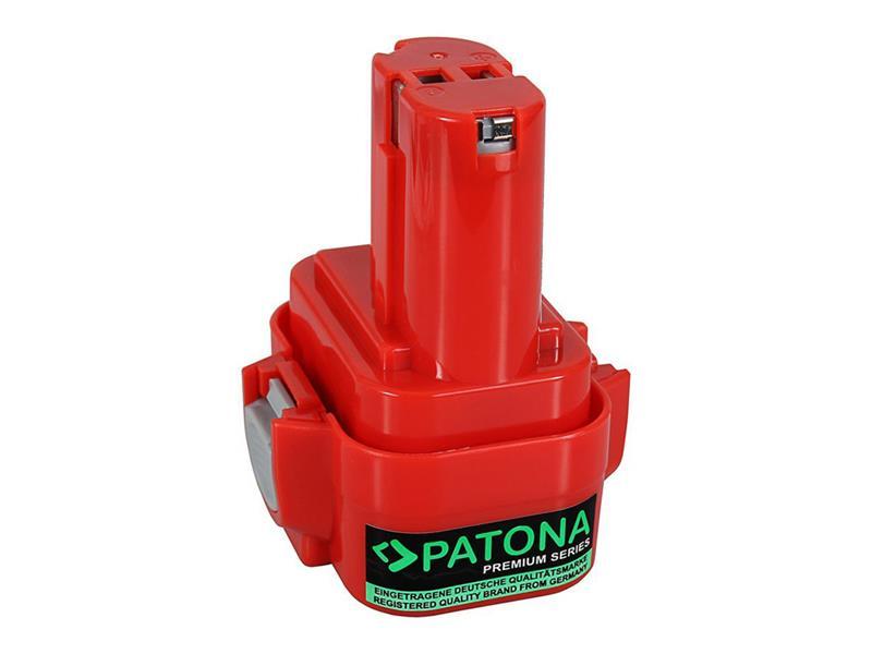 Batéria Makita 9.6V 3300mAh Ni-MH Premium PA09 PATONA PT6114