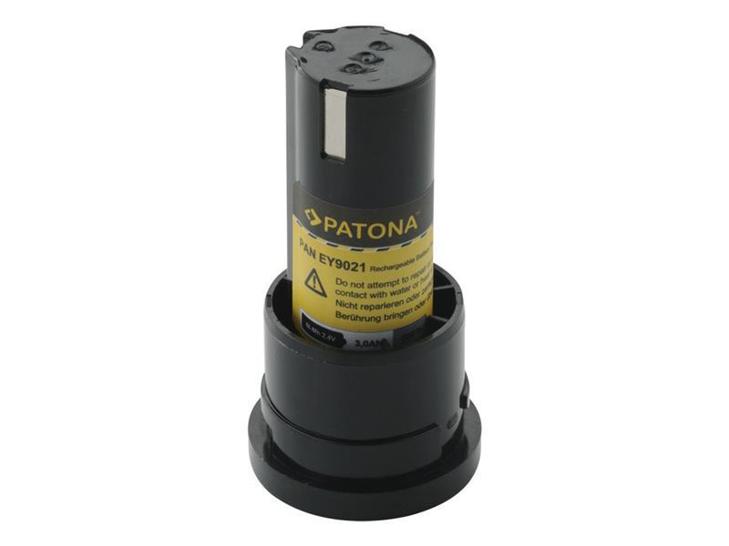 Batérie aku PANASONIC 3000mAh 2.4V PATONA PT6067