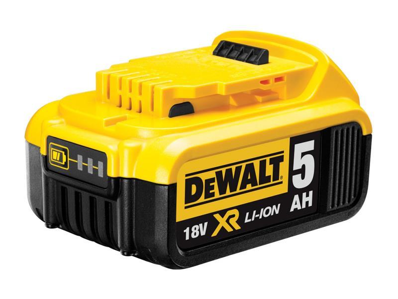 Batérie aku DEWALT DCB184 5000mAh 18V