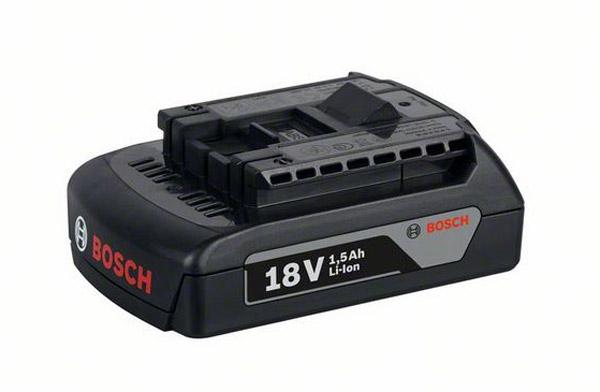 Batérie BOSCH 1600Z00035 1500 mAh 18V