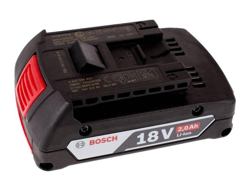 Batérie AKU BOSCH GBA 2000mAh 18V