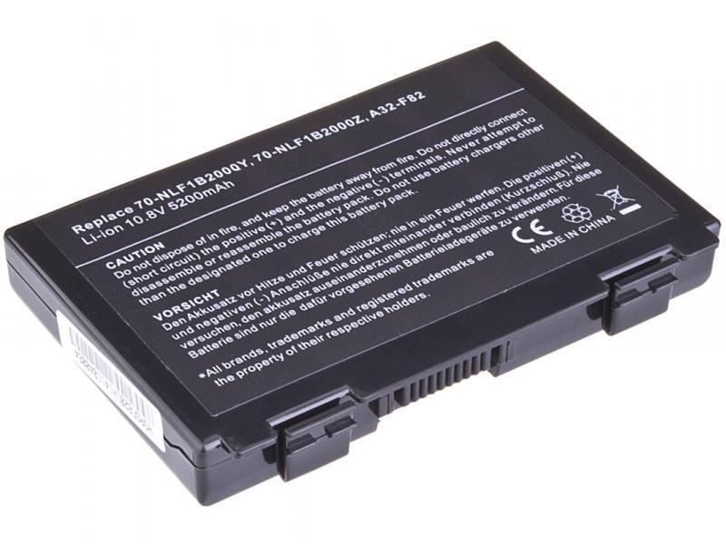 Asus K40/K50/K70 Li-Ion 10,8V 5200mAh 56Wh AVACOM