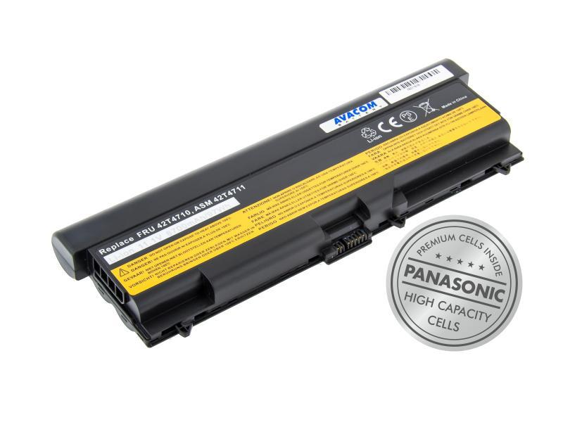 "Lenovo ThinkPad T410/SL510/Edge 14"", Edge 15"" Li-Ion 10,8V 5800mAh/63Wh AVACOM"