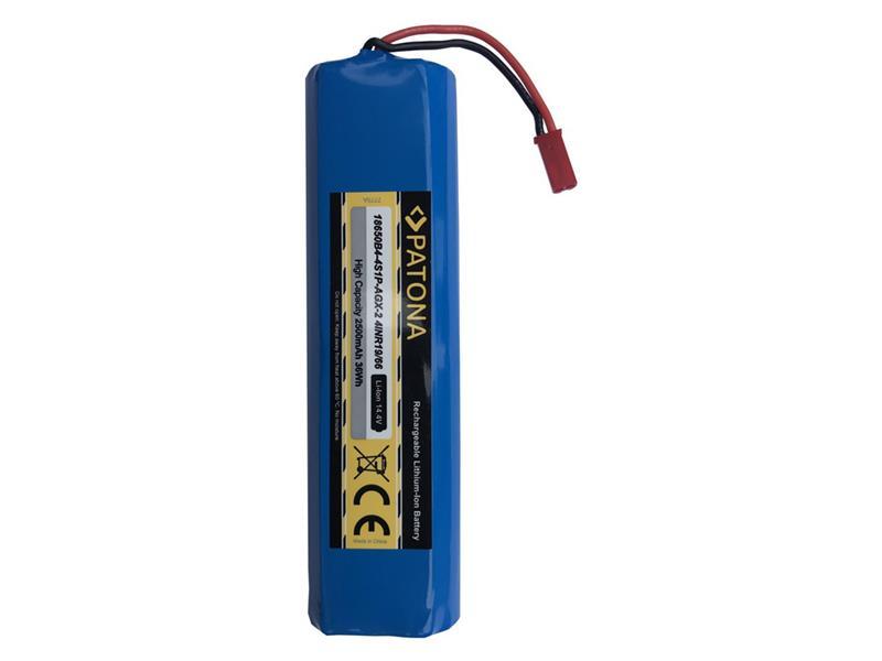Batérie TESLA T10 / T30 2500 mAh 14.4V PATONA PT7775