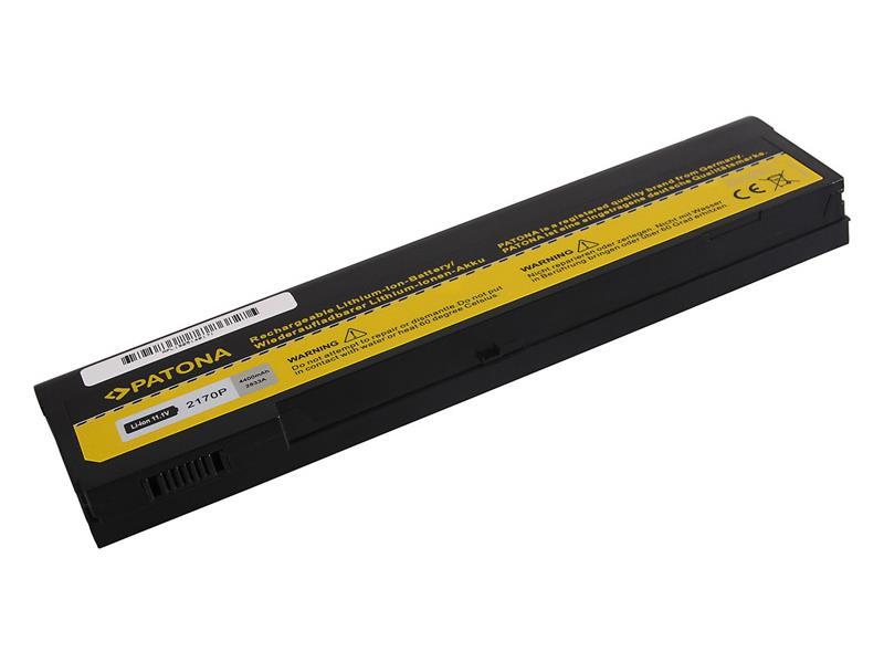 Batérie HP ELITEBOOK 2170p 4400 mAh 11.1V PATONA PT2833