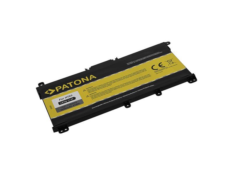 Batéria HP Pavilion 14/15 3600mAh Li-Pol 11,4V PATONA PT2855
