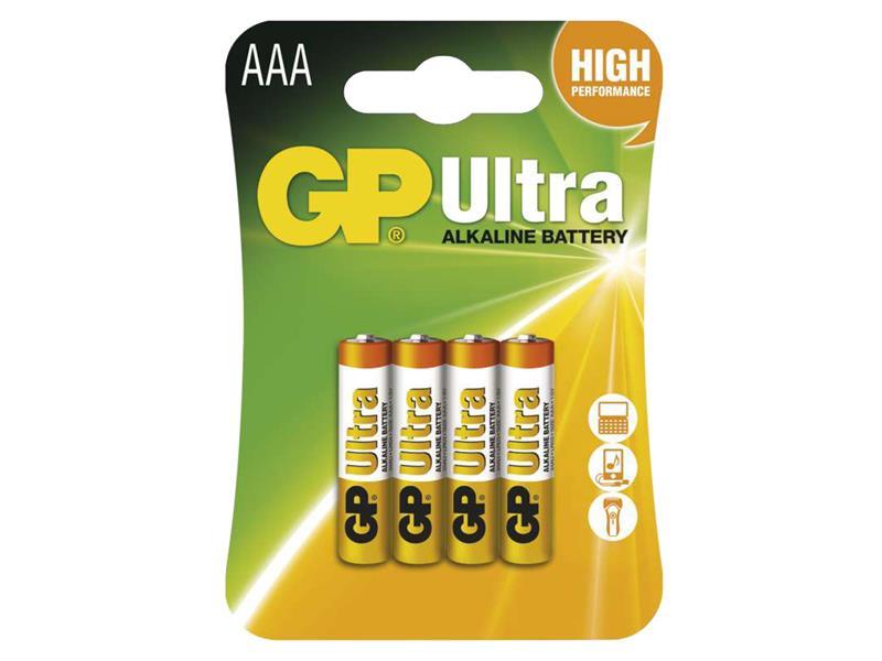 GP Ultra AAA 4ks 1014114000