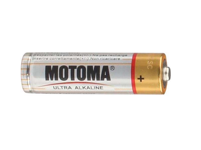 Batéria alkalická R6 AA MOTOMA Ultra Alkaline