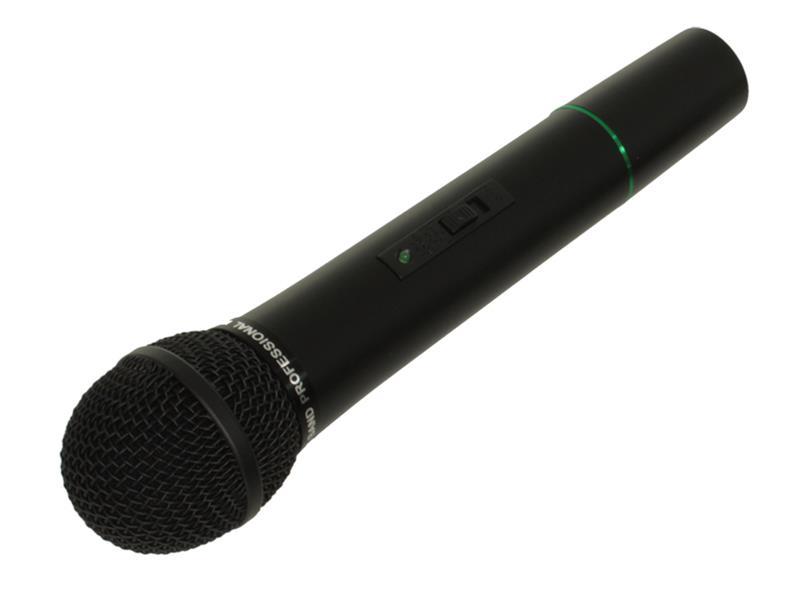 Mikrofón bezdrôtový pre reprosústavy série PORT IBIZA VHF