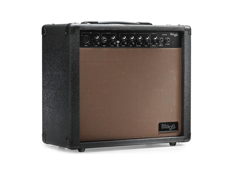 Kombo STAGG 20 AA R pre el. akustickú gitaru