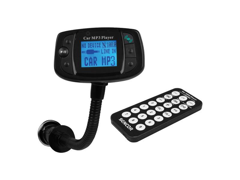 FM modulátor do auta SENCOR SWM 181
