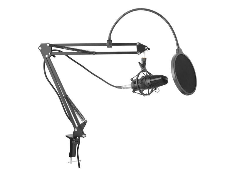 Mikrofón YENKEE YMC 1030 STREAMER stolný