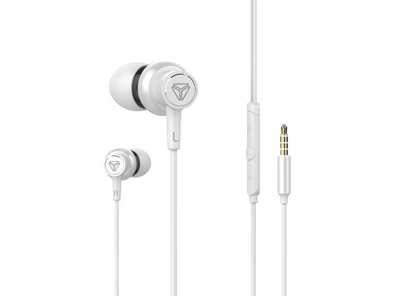 Sluchátka do uší s mikrofonem YENKEE YHP 205WE