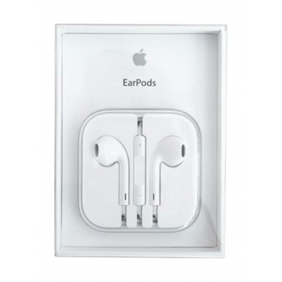 Sluchátka do uší IPHONE EARPODS MD827ZM/B s mikrofonem