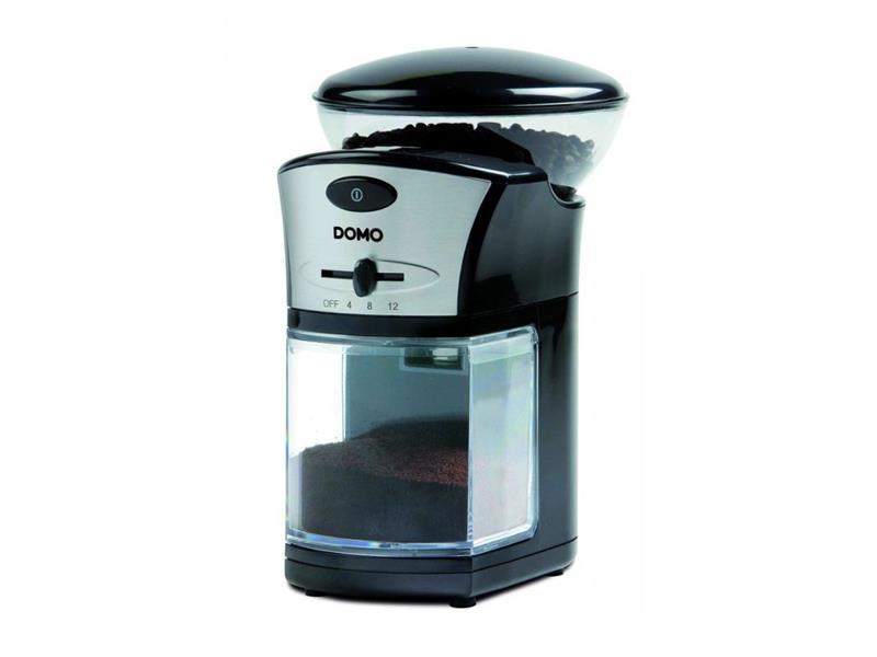 Mlynček na kávu elektrický - DOMO DO442KM