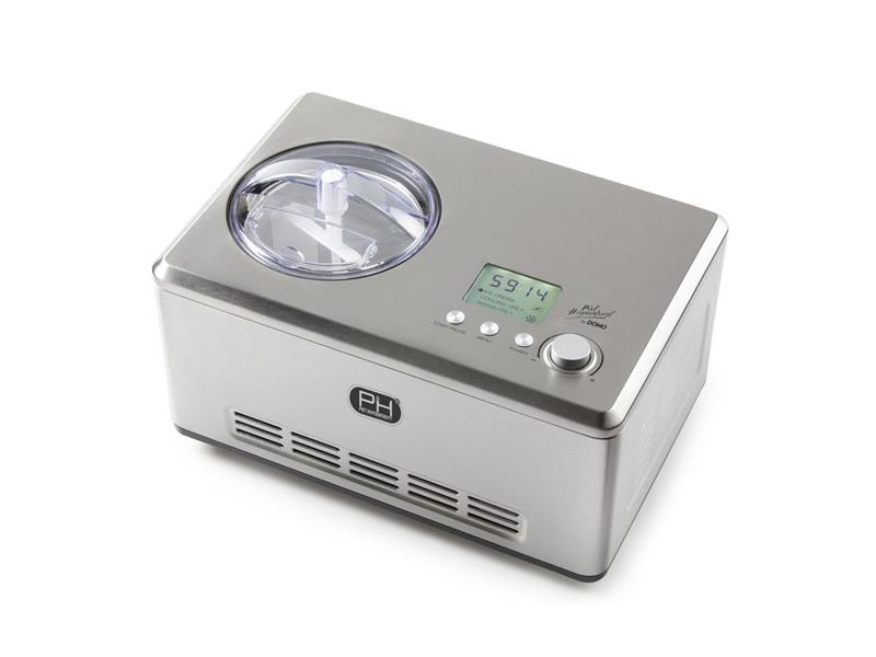 Zmrzlinovač s kompresorem - DOMO DO9201I