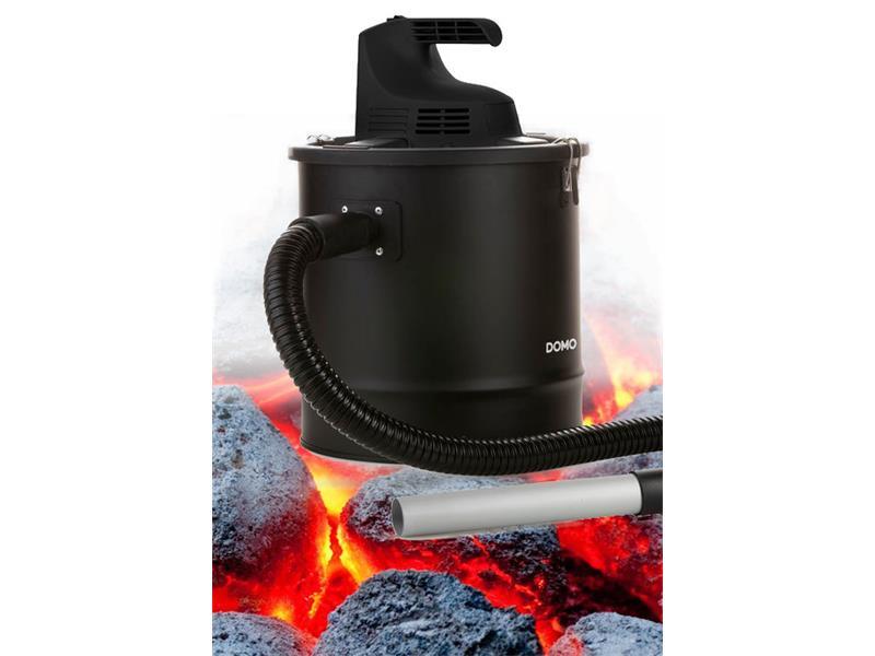 Vysavač krbový na horký popel - DOMO DO232AZ