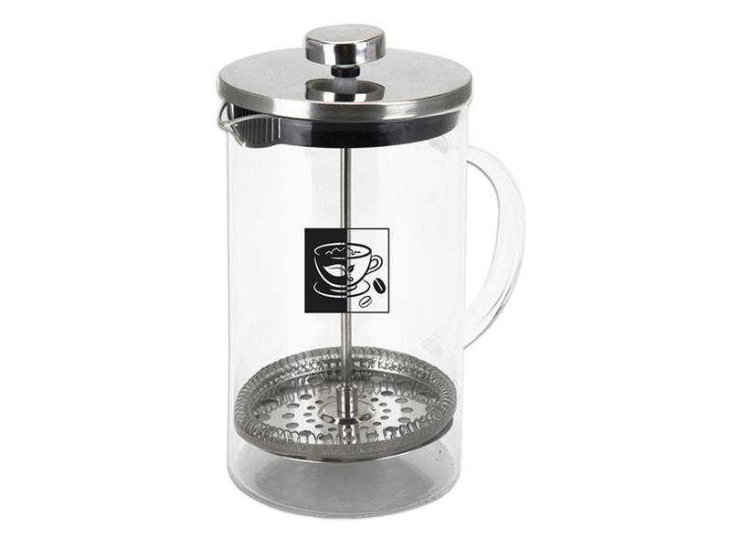 Kanvice na čaj ORION KAFETIER 0.6l silver