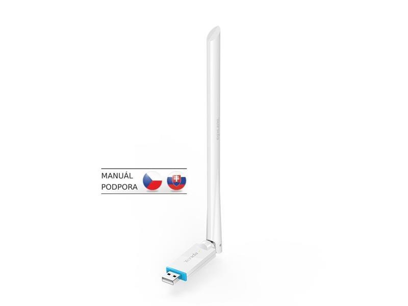 Adaptér WiFi USB TENDA U2