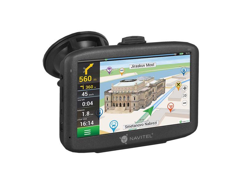 GPS navigácia NAVITEL E500