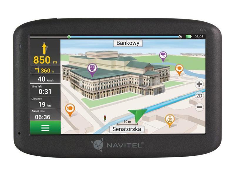 GPS navigácia NAVITEL F150