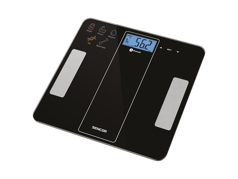 Váha osobná SENCOR SBS 8000BK