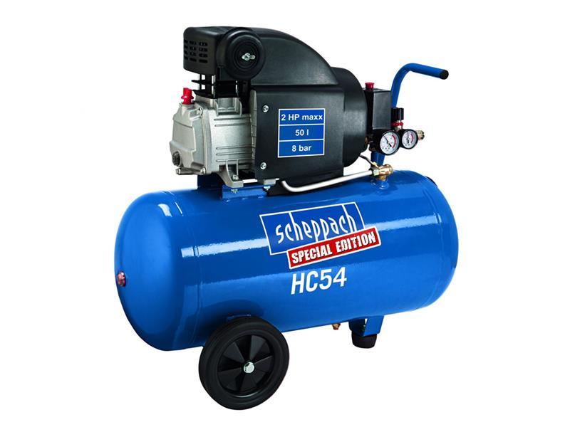 Kompresor olejový SCHEPPACH HC 54