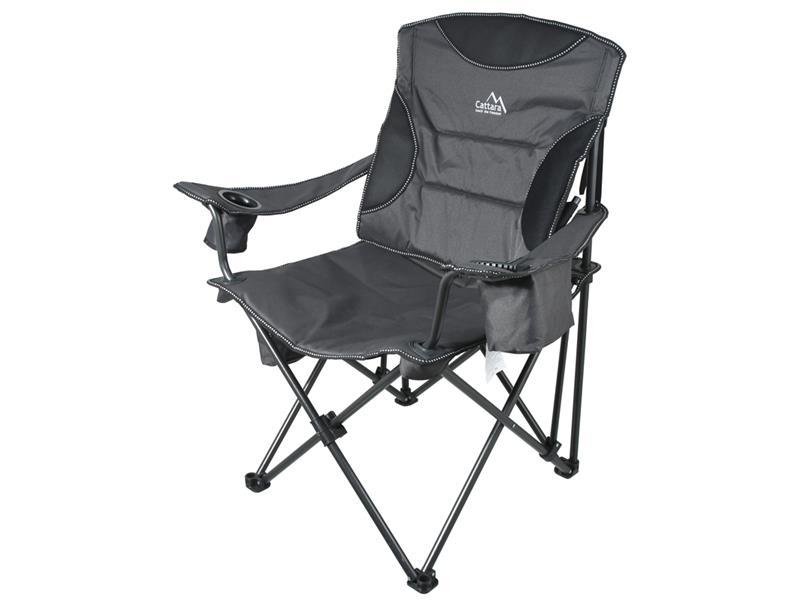 Židle kempingová skládací CATTARA MERIT XXL 101cm