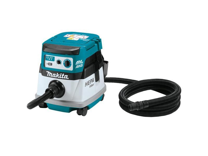 Vysávač podlahový AKU MAKITA DVC864LZX bez akumulátora