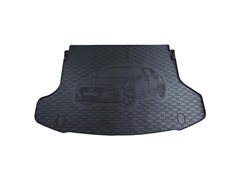 Vaňa do kufra gumová RIGUM Hyundai i30 III 2018- Fastback