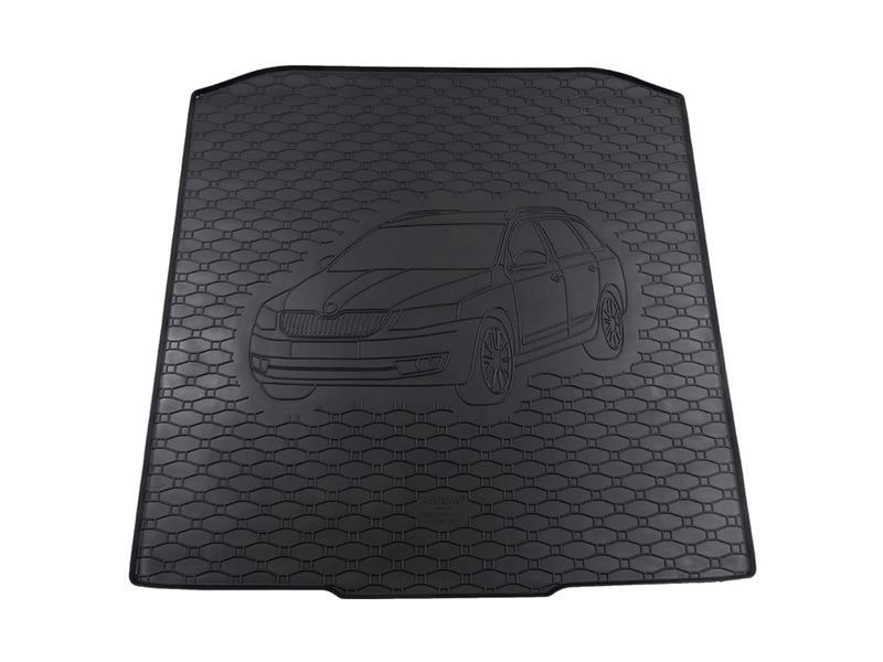 Vaňa do kufra gumová RIGUM Škoda Octavia III 2013- Combi